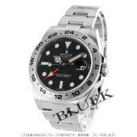 タフな冒険時計エクスプローラーに24時間計ベゼルを備え、より進化した次世代モデルとして1971年にエ...