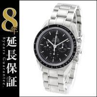 NASAが宇宙空間で唯一使用を認める腕時計、それがオメガスピードマスター。アポロ計画で人類初の月面着...