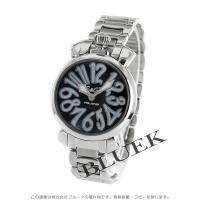 懐中時計をかたどった薄型のシルバーケースに、ブラックダイヤルがモダンにマッチした軽やかな着け心地のブ...