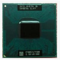 ノート用CPU Core 2 Duo T9300 2.50GHz 800MHz 6MB インテル モ...