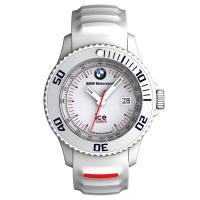 品質保証のBMW純正 BMW Motorsport ice watch シリコン Unisex ホワ...