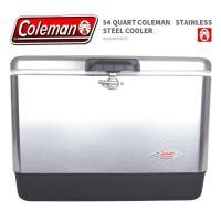 ■新品2017 COLEMAN コールマン ■MODEL:COLEMAN 54QT STAINLES...