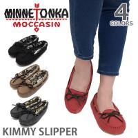 【ブランド】 【MINNETONKA/ミネトンカ】  【モデル名】 KIMMY SLIPPER  【...