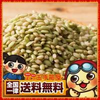 【全国一律送料無料】  緑米は日本ではほとんど生産されていない貴重種で、「幻の米」と呼ばれています。...