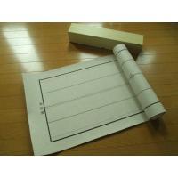 肌触りの良いフェルトを使用した半切判下敷きです。 サイズ:450×1500(mm) 厚さ:2.7(m...