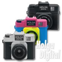 カルト的人気を誇るトイカメラの代名詞 HOLGA に待望のデジタルカメラが登場 トイデジ王様のブラン...