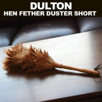 「DULTON(ダルトン)」より、天然のフェザーを贅沢に使った上品で高級感のあるお洒落なダスターをご...