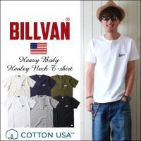 「BILLVAN」より、上質な米綿素材を用いた「Prestons」のCOTTON USAシリーズをベ...