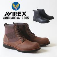 「AVIREX」より、急な雨でも安心な防水機能に対応したミリタリーブーツが登場しました♪  クォータ...