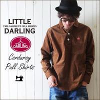 「little DARLING(リトルダーリン)」から、コーデュロイ生地を使用したゆるいナチュラルシ...