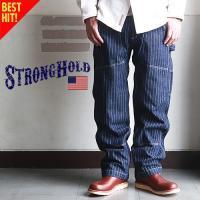 「STRONG HOLD」より、1895年にLAで設立された最古のワークブランドであるブランドのルー...