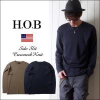 「H.O.B」より、カジュアルさと大人っぽさを併せ持つ素材感と上品さが感じられるデザインが魅力のリネ...