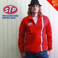 秋の早割セール対象 ジャケット STP レーシングライン スウィングトップ レーサージャケット アメカジ メンズ