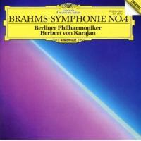 ブラームス 交響曲 第4番/ヘルベルト・フォン・カラヤン