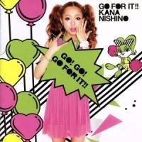 中古 GO FOR IT!!(初回生産限定盤)(DVD付)/西野カナ