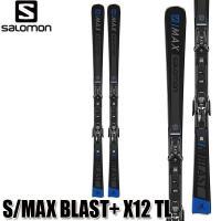 a894e125979 スーパーSALE対抗 18-19 サロモン スキーセット SALOMON S/MAX BLAST+ X12 TL 160/165/170 メンズ  大人用 ビンディング付 2点セット :salomon-s-max-blast:Boom Sports ...