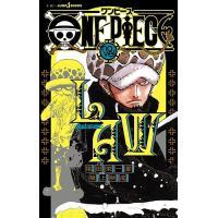 ONE PIECE novel LAW/尾田栄一郎/坂上秋成