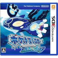 商品名:ポケットモンスター アルファサファイア - 3DS  JAN:4902370522914 メ...