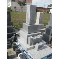 墓石 デザイン洋型 和型8寸24cm角|bosekinodaimon|02