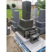 墓石 デザイン洋型 和型8寸24cm角|bosekinodaimon|03