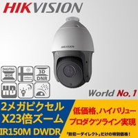 "1/2.8"" Progressive Scan CMOS 4-92.0mm, 23倍光学ズーム、16..."