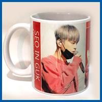 SEO IN GUK ソイングクのマグカップです。 大きさは直径8cm×高さ9.5cmとなっておりま...