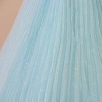 カラードレス/19号/演奏会や発表会のステージ衣装からウエディングに![声楽・ピアノ演奏] カラー:ベビーブルー/演奏会用ドレス/ステージドレス