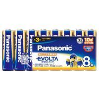 Panasonic パナソニックのEVOLTA乾電池大電流域から小電流域まで、幅広い機器におススメの...