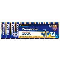 <Panasonic パナソニックのEVOLTA乾電池大電流域から小電流域まで、幅広い機器にお...
