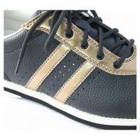 ABS ボウリング シューズ S-380 ブラック・ブロンズ アメリカン ボウリング サービス ボウリング用品 ボーリング グッズ 靴|bowl-shoes|04