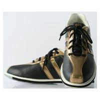 ABS ボウリング シューズ S-380 ブラック・ブロンズ アメリカン ボウリング サービス ボウリング用品 ボーリング グッズ 靴|bowl-shoes|06