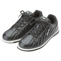 ABS ボウリング シューズ S-250 ブラック・ブラック アメリカン ボウリング サービス ボウリング用品 ボーリング グッズ 靴|bowl-shoes