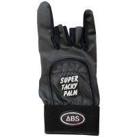 【クリックポスト可能】 ABS スーパータッキーパーム ブラック ボウリング リスタイ グローブ ボウリング用品 ボーリング グッズ