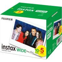 INSW5 10枚撮り5本パック INSW5 FUJIFILM インスタントカメラ instax ワ...
