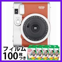大人のチェキ。フジフィルム インスタントカメラ チェキ90ネオクラシック(instax mini90...