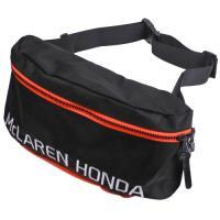 日本のメーカーによる、マクラーレン・ホンダ 公認商品です。  旅行やスポーツ観戦に便利なウエストバッ...