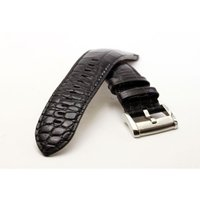 【サイズ】:26mm 【バンド素材】:レザー 【カラー】:ブラック  時計修理 時計部品 修理部品 ...