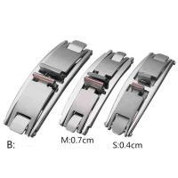 シャネル J12汎用 バタフライバックル  サイズ  取付け位置  1.9mm        2.7...