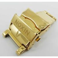 【サイズ】:20mm 【バンド素材】:ステンレス 【カラー】:ゴールド   時計修理 時計部品 修理...