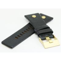 DIESEL バンド DZ7323 ベルト幅28mm ゴールド  時計修理 時計部品 修理部品 ジャ...