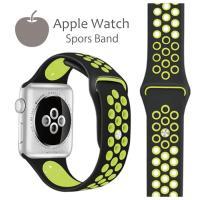アップルウォッチ Apple watch スポーツバンド series シリーズ 1 2 3 4 シリコン ラバー 38mm 40mm 42mm 44mm 腕時計 汎用モデル