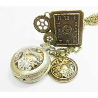ムーブメント: クォーツ 直径: 約 3.55 センチ 懐中時計厚さ: 約 1.85 センチ チェー...