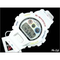 【商品名】G-SHOCK MEDICOM TOY 30周年 DW-6900MT-7JR 時計 白 【...