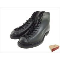 【商品名】レッドウィング 2995 ワイドパネル ラインマン ブーツ  ブラック系 US9.5D R...