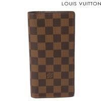 ルイヴィトン LOUIS VUITTON  長財布 ポルトフォイユ ブラザ N60017 ダミエ  ...