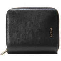 フルラ 二つ折り財布FURLA 866567 CLASSIC PP99 O60 ONYX  レディース