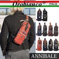 ■ブランド OROBIANCO オロビアンコ ■商品区分 ボディバッグ アニバーレ ■型番 ANNI...
