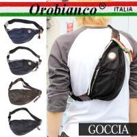 ■ブランド OROBIANCO オロビアンコ ■商品区分 ボディバッグ ゴッチャ ■型番 GOCCI...