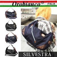 ■ブランド OROBIANCO オロビアンコ ■商品区分 ショルダーバッグ 斜め掛け 2WAY シル...