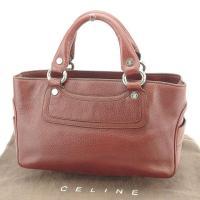 ■管理番号:A1478  【商品説明】 セリーヌ【CELINE】の  ハンドバッグです。 定番人気の...